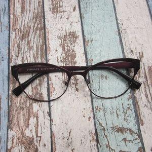 c739e8e41a70 Versace 1240 1397 Women Eyeglasses Italy/OLI243